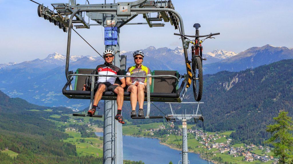 Weissensee Bergbahn ab Sommer 2019 inklusive
