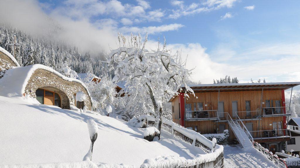 Schnee Mitte November