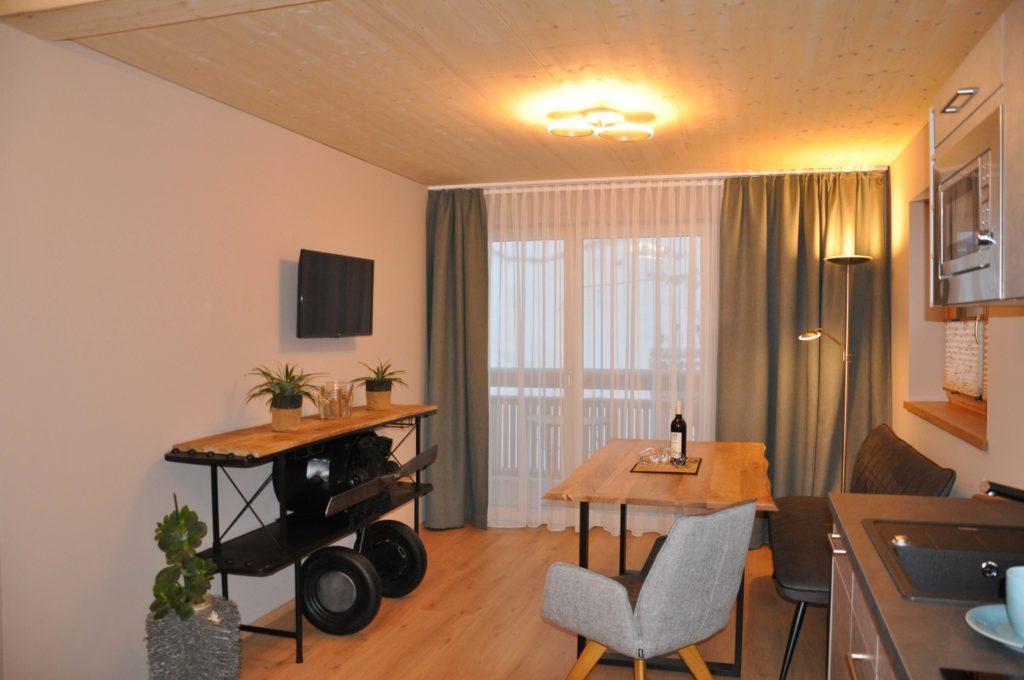 Neue Wohnung Margerite